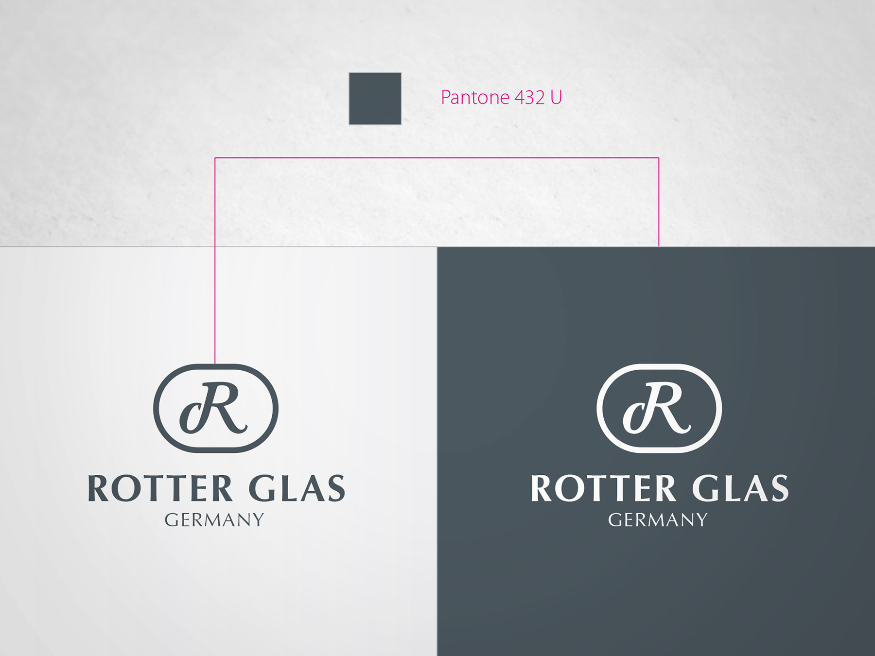 AuD Referenzen Rotter Glas Logo Manual