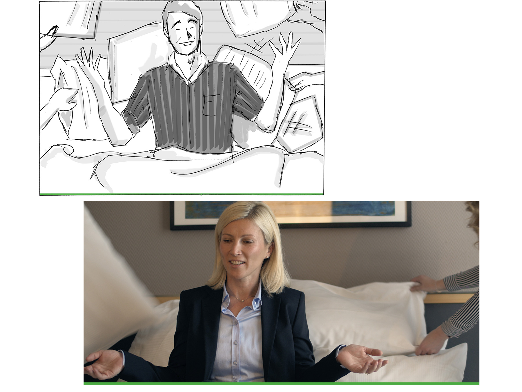 AuD Referenzen HolidayInn Imagefilm Kreation