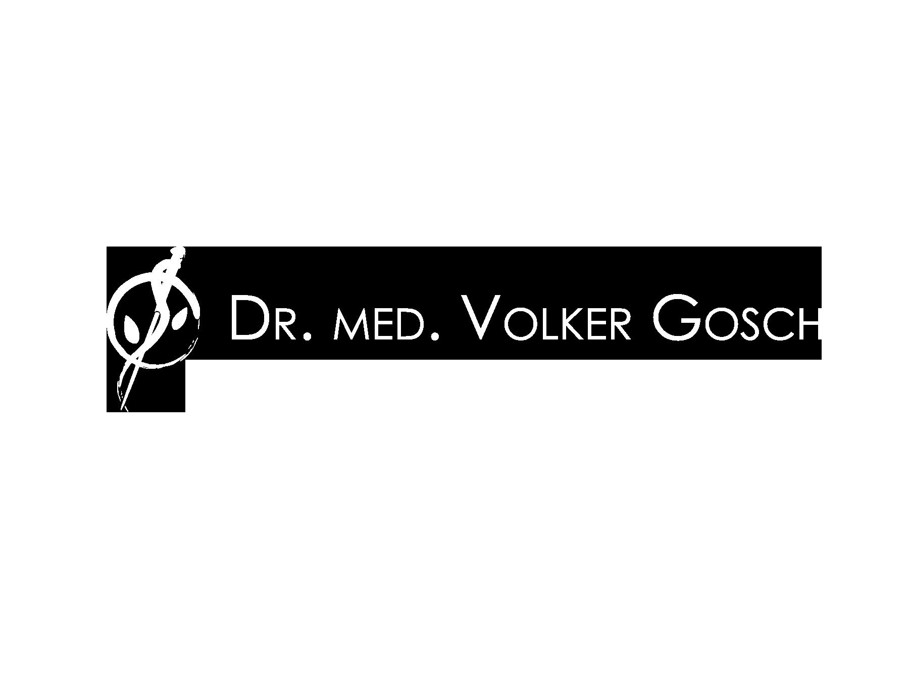 Dr. med. Volker Gosch