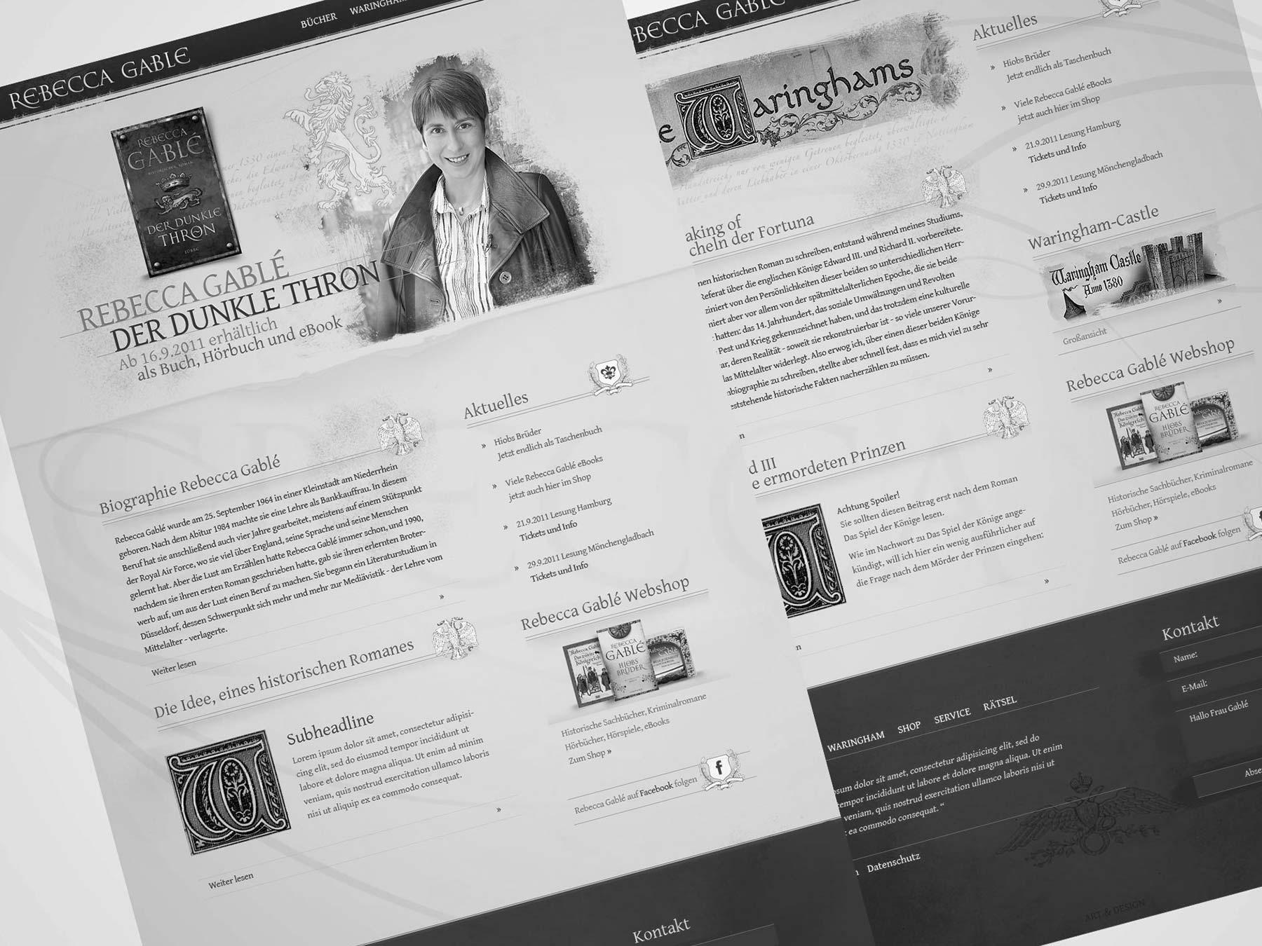 Webdesign HTML 5