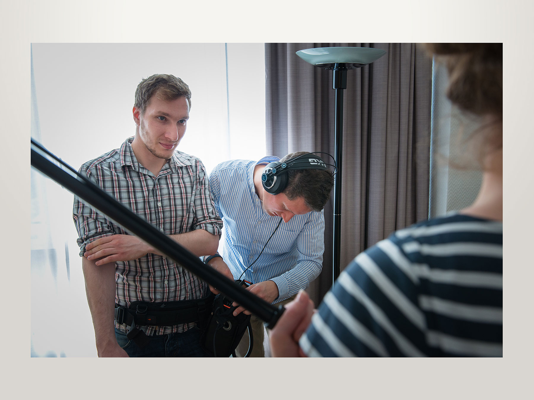 AuD Referenzen Holiday Inn Imagefilm Produktion